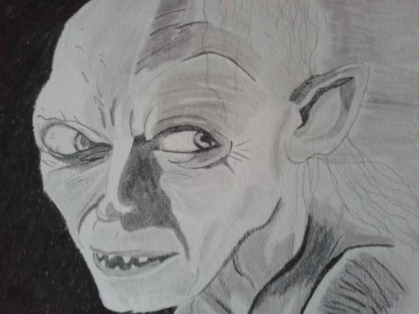 Gollum by prisci62